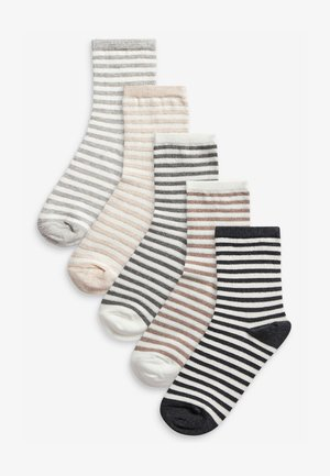 FIVE PACK - Socks - off-white