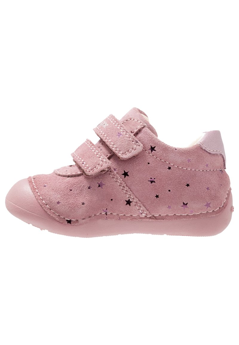 Geox - Baby shoes - dark pink
