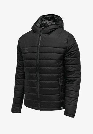 NORTH - Vinterjakker - schwarzgrau