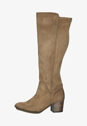 Boots - beige (micro)