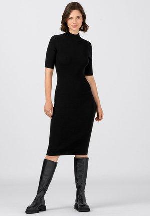 Shift dress - schwarz