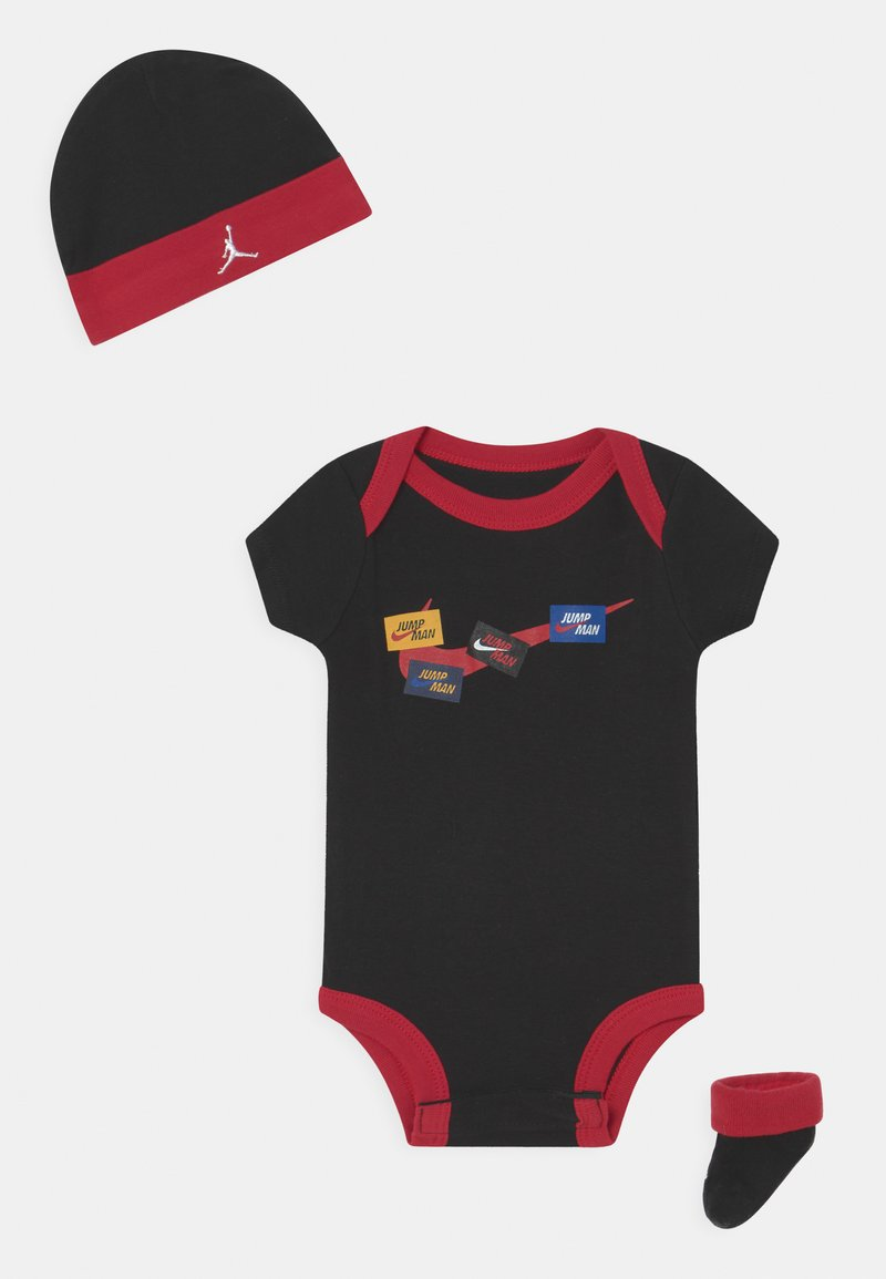Jordan - SET UNISEX - Print T-shirt - black
