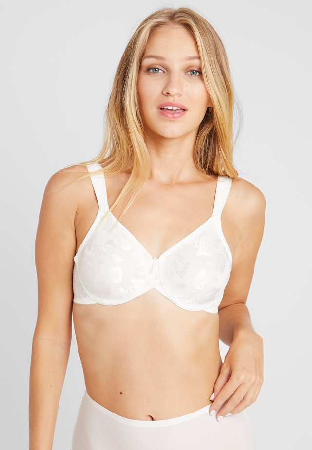 AWARENESS SEAMLESS UNDERWIRE BRA - Sujetador con aros - ivory