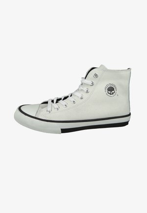 BAXTER  - High-top trainers - white