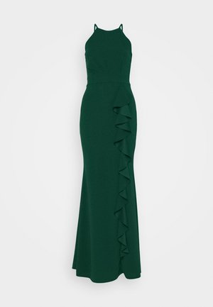 MIAH MAXI DRESS - Occasion wear - forest green