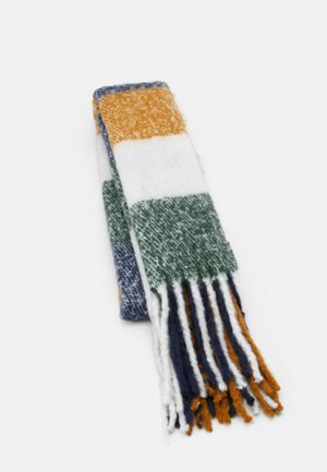 VMSAURA LONG SCARF  - Sjal - buckthorn/brown