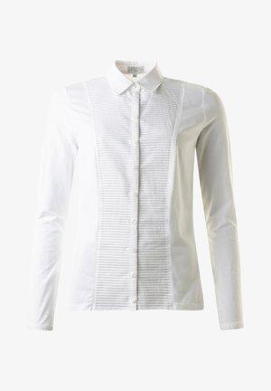 LEUVEN - Button-down blouse - white