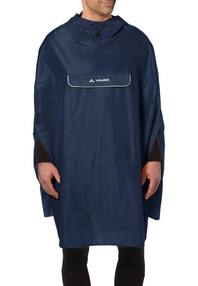 VALDIPINO - Waterproof jacket - marine