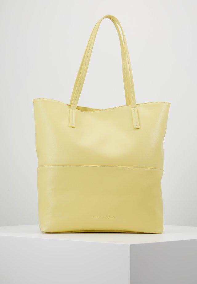VALENCIA - Cabas - yellow