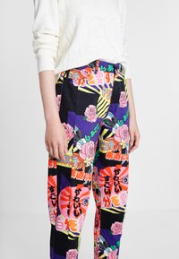 Desigual - BY MARIA ESCOTÉ - Bukser - black - 3