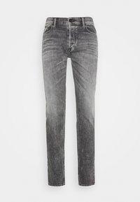 Diesel - TEPPHAR-X - Jeans Skinny Fit - black denim - 4