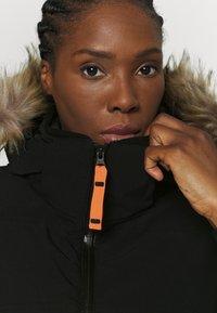 Icepeak - BRILON - Winter coat - black - 4