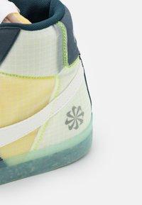 Nike Sportswear - BLAZER MID '77 - Baskets montantes - armory navy/white/summit white/glacier ice - 7