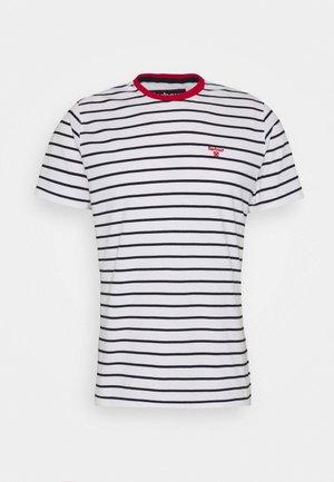 PORTREE TEE - T-Shirt print - navy