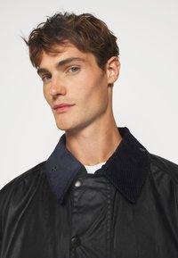 Barbour - BEAUFORT JACKET - Short coat - navy - 6