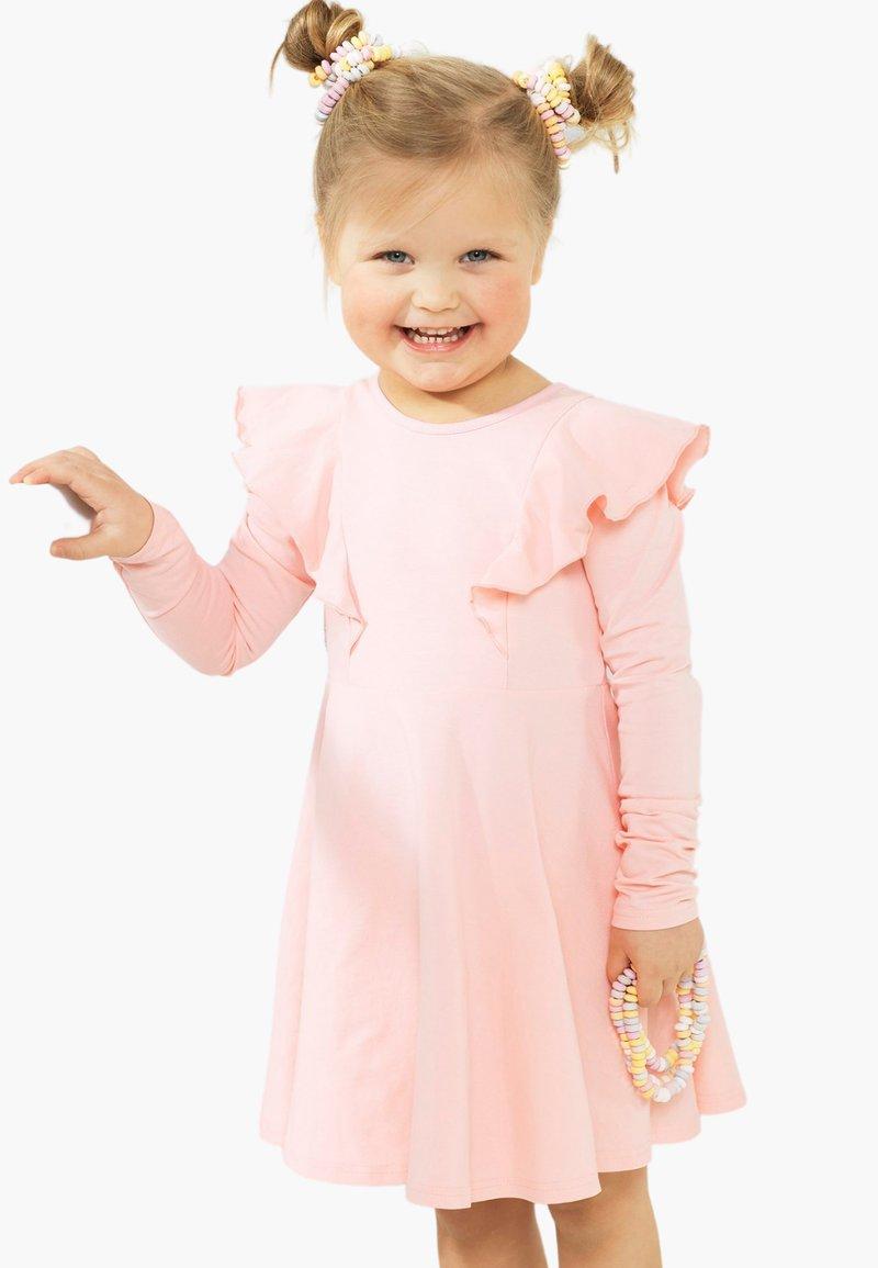 GUGGUU - RIZI - Day dress - romance pink