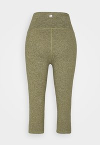 Cotton On Body - SO PEACHY CAPRI - Leggings - oregano marle - 8