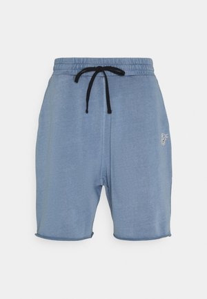 RELAXED - Shorts - washed blue