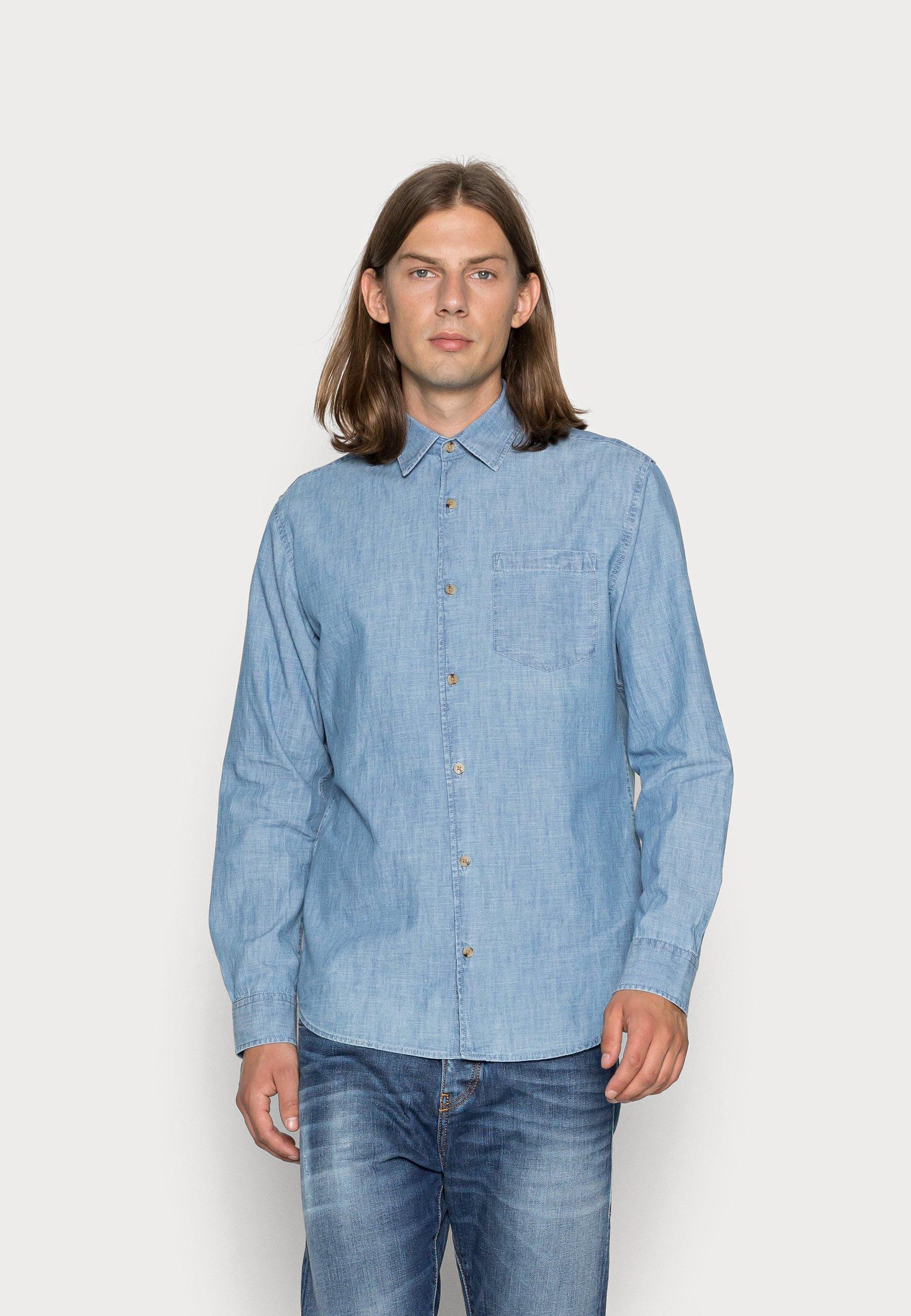 Herren JJKENDRICK CHAMBRAY - Hemd