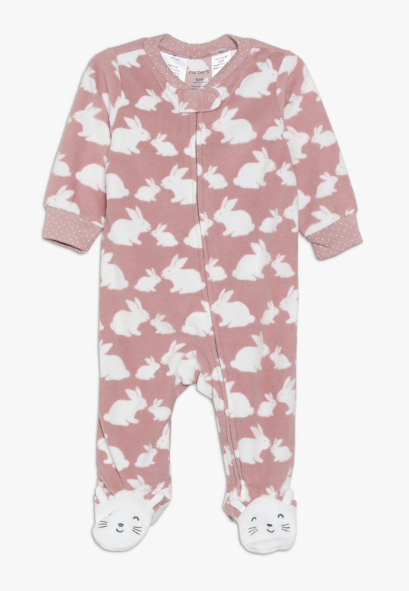 Carter's - MICRO BABY - Pyjamas - pink