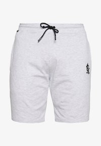 Gym King - Tracksuit bottoms - snow marl - 4
