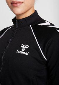 Hummel - JINA ZIP  - Chaqueta de entrenamiento - black - 6