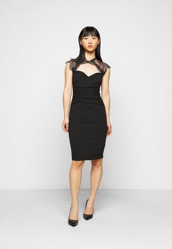 LOTTIE - Vestido de cóctel - black