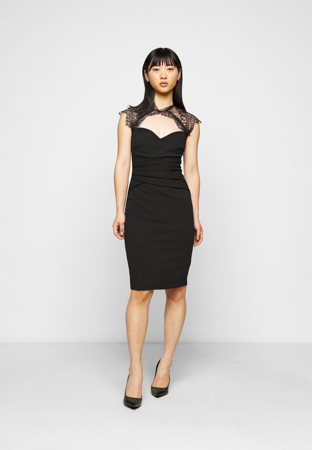 LOTTIE - Cocktail dress / Party dress - black