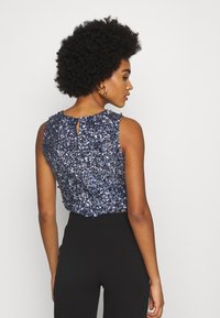 Lace & Beads - PICASSO  - Blouse - navy - 2