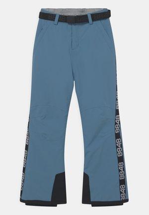 KELLY UNISEX - Snow pants - blue shadow