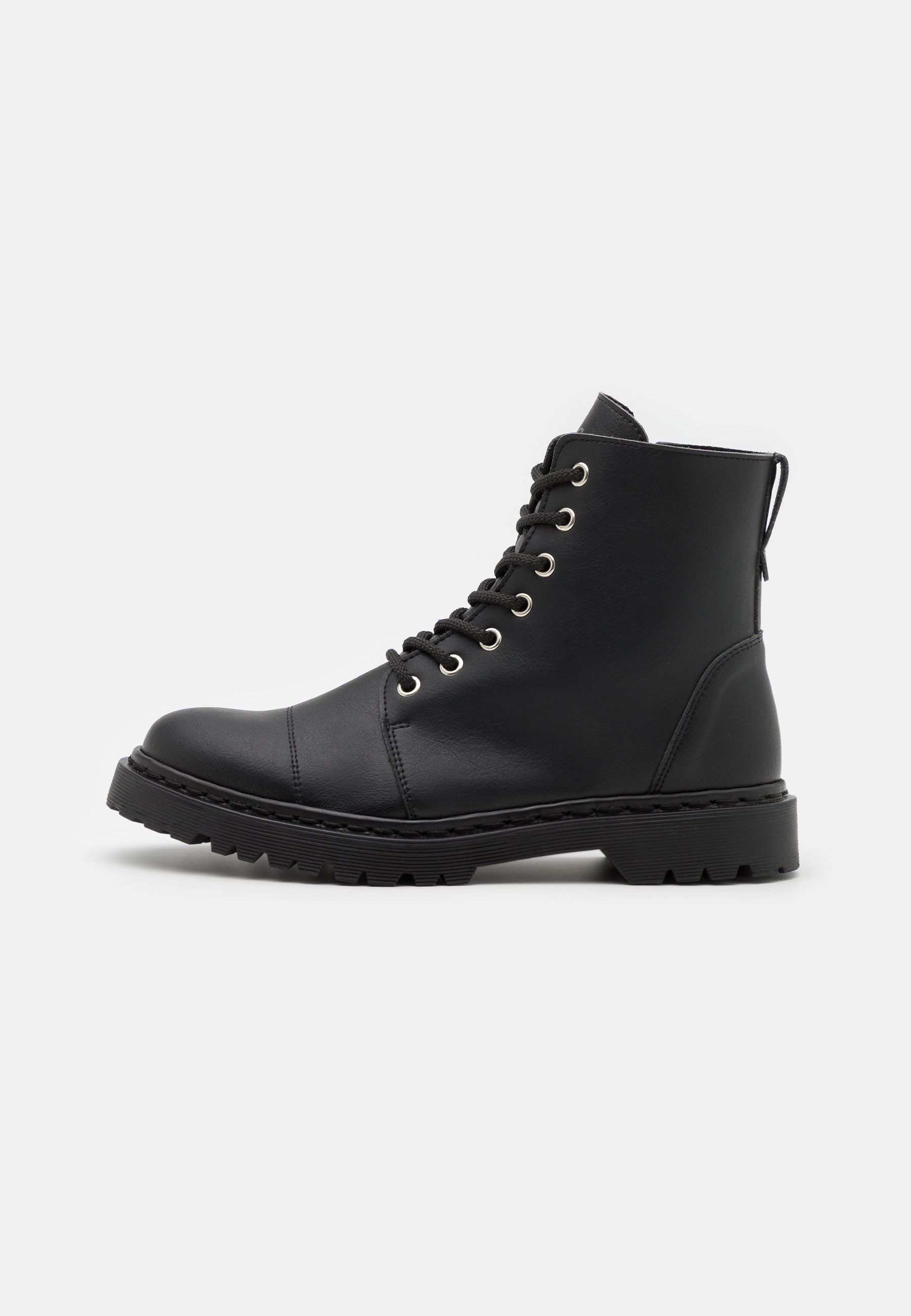 Men HARLEY VEGAN MICRO - Lace-up ankle boots