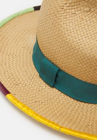 Paul Smith - WOMEN HAT STRAW TRILBY - Klobouk - cognac - 3