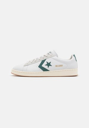 PRO LEATHER UNISEX - Baskets basses - white/forest pine/pale putty