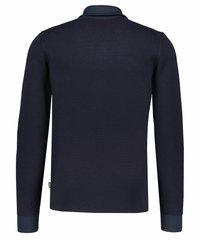 BOSS - GALBERTO - Zip-up hoodie - marine - 3