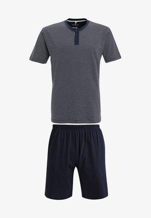 SET - Pyjama set - blue dark
