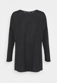 Puma - STUDIO GRAPHENE LONG SLEEVE - Long sleeved top - black - 0