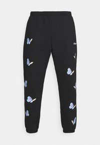 Obey Clothing - KYOTO - Tracksuit bottoms - black - 4