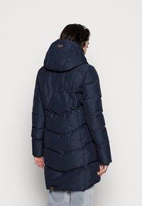 Ragwear - PAVLA - Winter coat - navy - 2