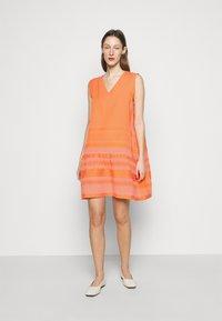 CECILIE copenhagen - DRESS - Denní šaty - flush - 1