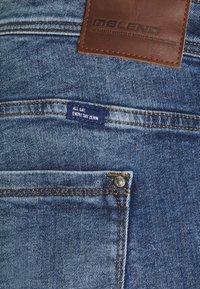 Blend - BLIZZARD FIT - Slim fit jeans - denim dark blue - 2