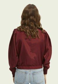 Scotch & Soda - Sweatshirt - ruby red - 2
