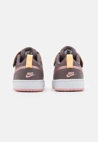 Nike Sportswear - COURT BOROUGH UNISEX - Sneakers - violet ore/pink glaze/melon tint - 2