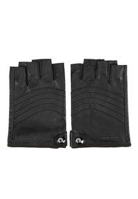 Wittchen - Fingerless gloves - schwarz - 2
