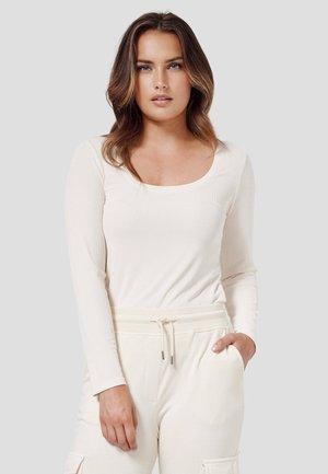 WINONA - Long sleeved top - new beige
