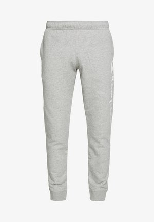 CUFF PANTS - Tracksuit bottoms - grey