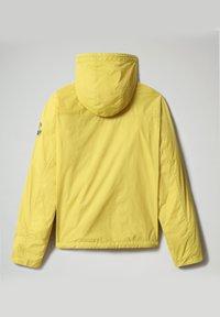 Napapijri - A-CIRCULAR - Light jacket - yellow moss - 9
