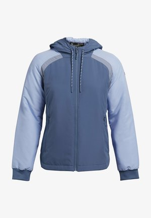 SKY INSULATE - Outdoor jacket - mineral blue