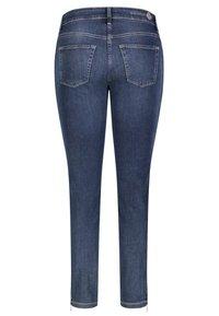 MAC Jeans - Slim fit jeans - dark used - 3