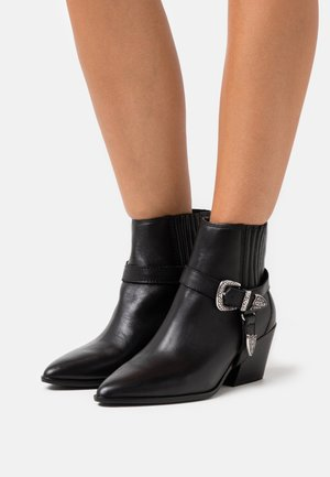 RAVELIN - Ankle boots - black