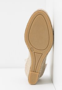 Office Wide Fit - MARMALADE WIDE FIT - High heeled sandals - natural - 5